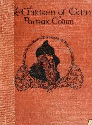 The Children of Odin - P Colum - Temple of Our Heathen Gods