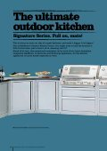 Outdoor Kitchens - BeefEater Barbecues - Page 4
