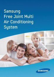 FJM Multi Split System - Samsung