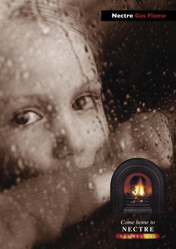 Gas Flame Range Brochure