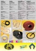 HECKER WERKE GmbH - Page 6