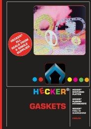 H CKER GASKETS E - HECKER WERKE GmbH