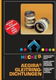 Aegira ® catalogue - HECKER WERKE GmbH