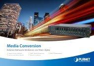 Media Conversion - Hedin Data