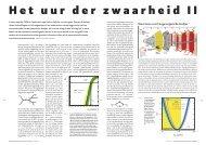 Detectoren voor hoogenergetische deeltjes - Radboud Universiteit