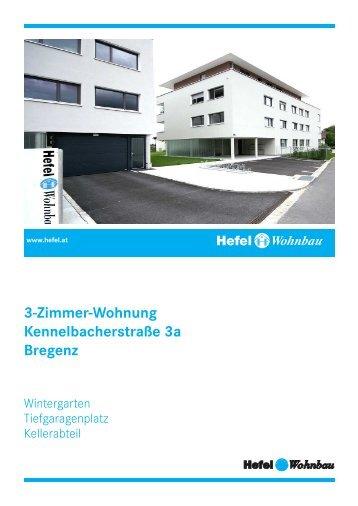 3 Zimmer Wohnung Agathe Fessler Straße 13 Bregenz