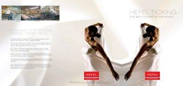 Download Folder Inlett-Quintett   PDF - Hefel Textil AG