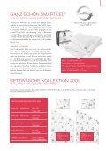HEFEL – DIE BETTWAREN-MARKE - Hefel Textil AG - Page 7