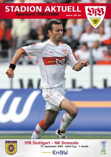 VfB Stuttgart – NK Domzale - HefleswetzKick.de