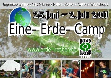 Eine-Erde-Camp - Bundjugend Hessen