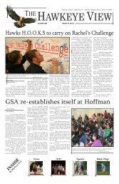 Volume 37 Issue 2 - Hoffman Estates High School