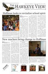 Volume 39 Issue 1 - September 2011 - Hoffman Estates High School