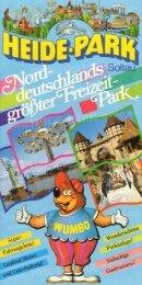 Heide-Park Flyer 1995/1996 - Heide Park World