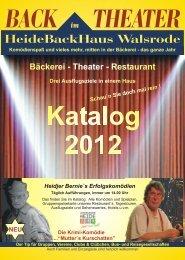 NEU - Back Theater im HeideBackHaus