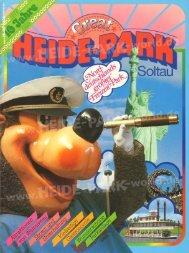 Heide-Park Parkführer 1988 - Heide Park World