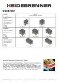 Multibräter - HEIDEBRENNER GmbH - Seite 2