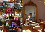 MÖBELGESCHICHTEN - Schloss Heidegg