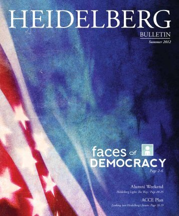 Vol. 44, Issue 2, Summer 2012 - Heidelberg University