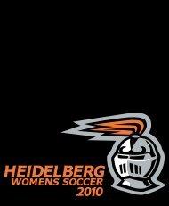 2010 Women's Soccer Media Guide.pdf - Heidelberg University