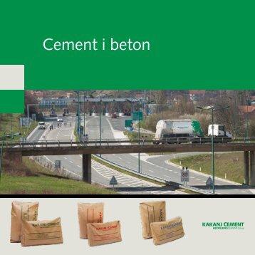 Birajte cement i beton - HeidelbergCement