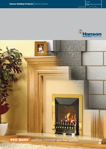 rediflow concrete gas flue system - HeidelbergCement
