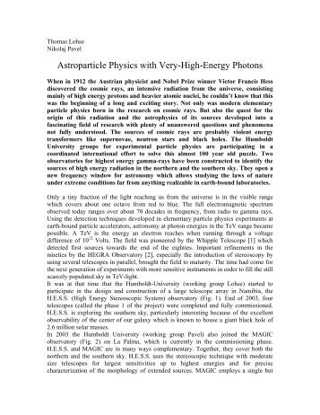 Master thesis particle physics