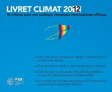 Livret climat 2012.pdf - HeidelbergCement