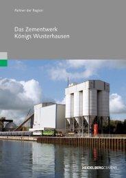 Broschüre zum Werk (PDF; 3.777 KB) - HeidelbergCement