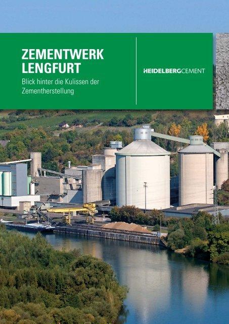 ZEMENTWERK LENGFURT - HeidelbergCement