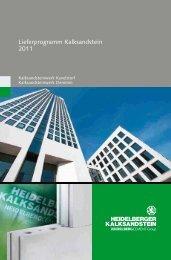 PDF-Dokument 582 KB - Heidelberger Kalksandstein GmbH