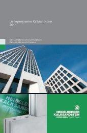 PDF-Dokument 660 KB - Heidelberger Kalksandstein GmbH