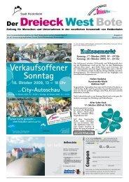 6. Ausgabe Stadtteilzeitung - Herbst 2009 - Stadt Heidenheim
