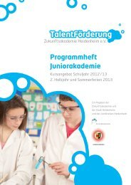 Zukunftsakademie - Stadt Heidenheim