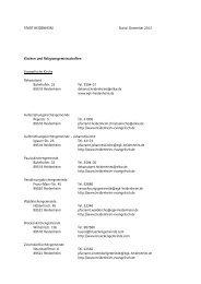 Überblick über alle Kirchen und ... - Stadt Heidenheim