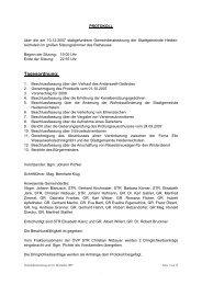 Gemeinderatssitzung 2007-12/1 (63 KB) - .PDF - Heidenreichstein
