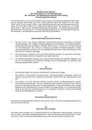 Verwaltungskostensatzung - Abwasserzweckverband Elbe-Fläming