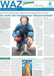 Ausgabe Zerbst - Abwasserzweckverband Elbe-Fläming