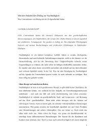 Mit dem Stakeholder-Dialog zur Nachhaltigkeit - Heike Leitschuh
