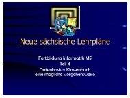 Folien Beispiel Klassenbuch - auf der Homepage von Heiko Neupert.