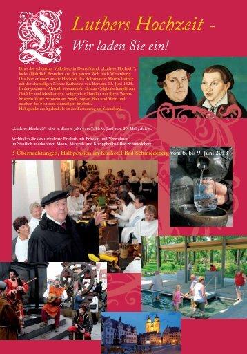 Flyer als PDF 250 kB - Eisenmoorbad Bad Schmiedeberg