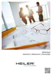 Heiler Objektbroschüre - Alois Heiler GmbH