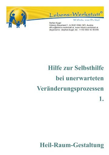 Heil-Raum-Gestaltung - Sandra Trummer