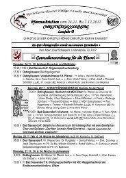 Der Pfarrbrief vom 24.11.2012 bis 02.12.2012 - Katholischen Pfarrei ...