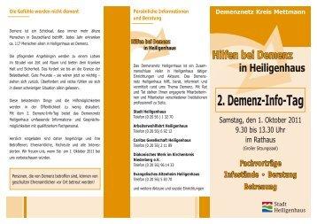 PDF Flyer - Heiligenhaus Blog