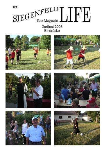Siegenfeld Life 08 - Gemeinde Heiligenkreuz