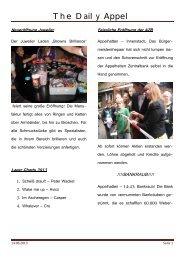 Lagerzeitung 2013 2 - Heilig Kreuz