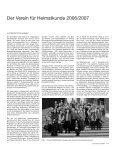 Der Verein für Heimatkunde 2006/2007 - Page 2