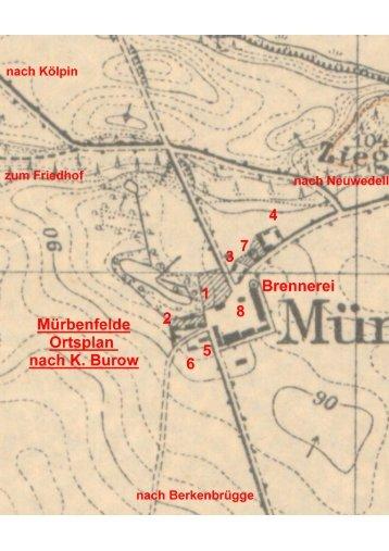 Mürbenfelde - Heimatkreis Arnswalde