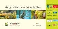 PDF 3,6 MB - Heimattage im Markgräflerland 2010