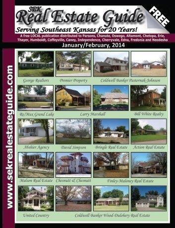 SEK Real Estate Guide Jan/Feb 2014